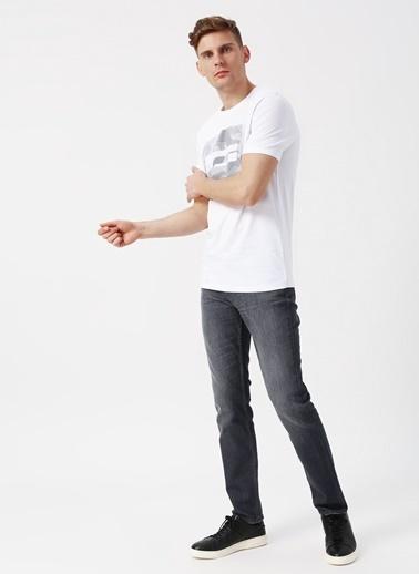 Jack & Jones Jack & Jones Newmole T-Shirt Beyaz